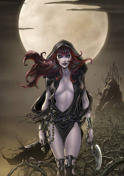 GRIMM FAIRY TALES PRESENTS GRIMM TALES OF TERROR #13 B