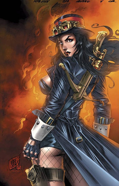 GRIMM FAIRY TALES PRESENTS HELSING VS DRACULA #4 (OF 5) A