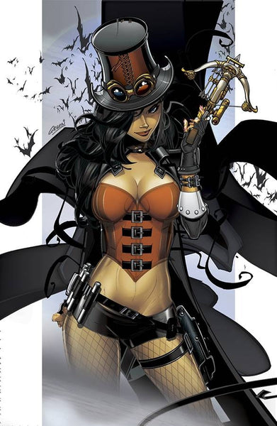 GRIMM FAIRY TALES PRESENTS HELSING VS DRACULA #4 (OF 5) C