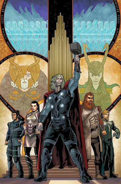 GUIDEBOOK TO MARVEL CINEMATIC UNIVERSE MARVELS THOR
