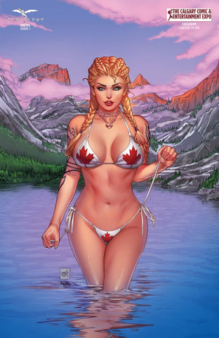 GRETEL #1 MIKE KROME EXCLUSIVE