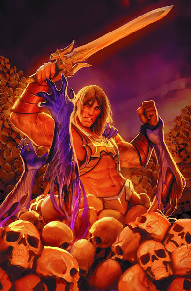 HE MAN THE ETERNITY WAR #5