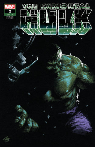 IMMORTAL HULK #2 DELLOTTO COMICXPOSURE EDITION