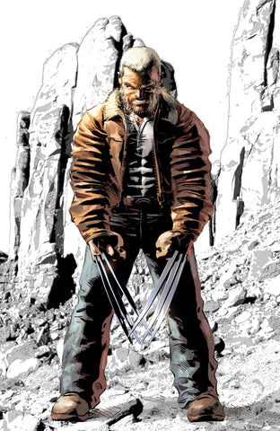 OLD MAN LOGAN #50 RICC EXCLUSIVE