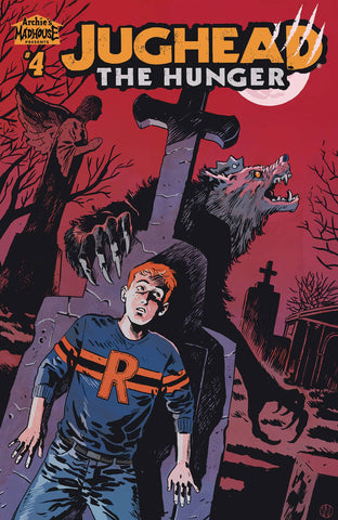 JUGHEAD THE HUNGER #4 CVR C WALSH (MR)