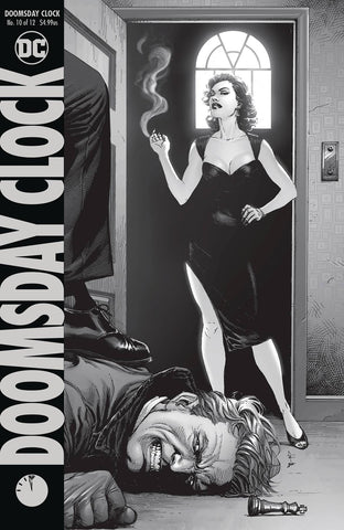 DOOMSDAY CLOCK #10 (OF 12)