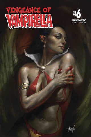 VENGEANCE OF VAMPIRELLA #6 CVR A PARRILLO