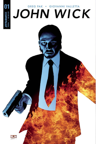 JOHN WICK #1 CVR D CASSADAY EXC SUBSCRIPTION VAR