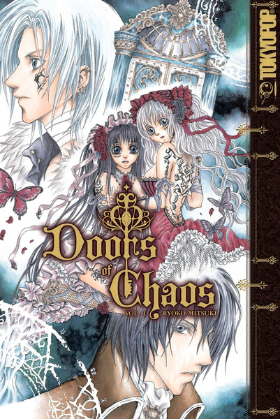 DOORS OF CHAOS GN VOL 01 (OF 3) (MR)