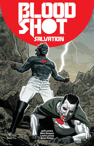 BLOODSHOT SALVATION #1 CVR E 20 COPY INCV INTERLOCK SMALLWOO