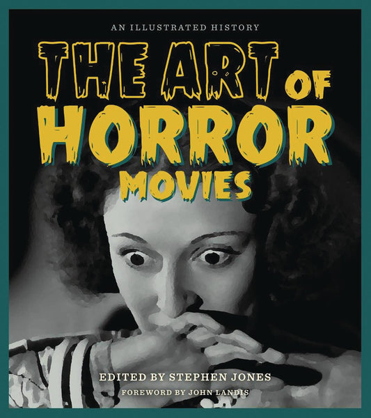 ART OF HORROR MOVIES HC (C: 1-1-0)
