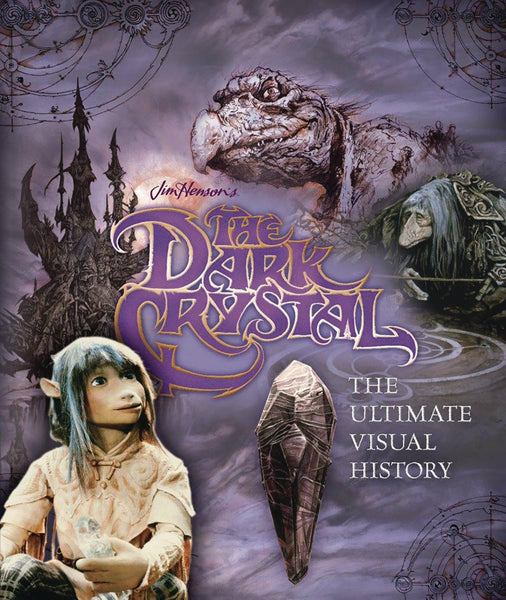DARK CRYSTAL ULT VISUAL HISTORY HC (C: 0-1-0)