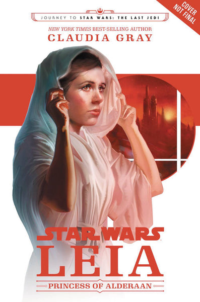 JOURNEY STAR WARS LAST JEDI LEIA PRINCESS OF ALDERAAN HC (C: