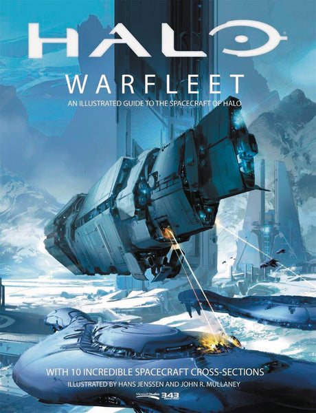 HALO WARFLEET HC (C: 1-1-0)