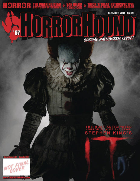 HORRORHOUND #67 (C: 0-1-1)