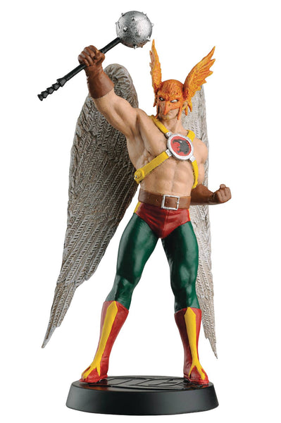 DC SUPERHERO BEST OF FIG COLL MAG #40 HAWKMAN (C: 0-1-2)