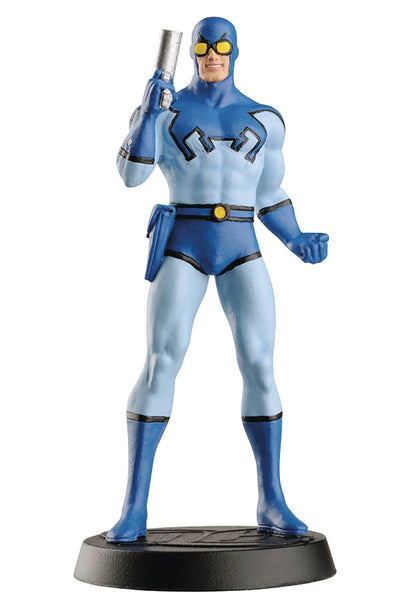 DC SUPERHERO BEST OF FIG COLL MAG #41 BLUE BEETLE (C: 0-1-2)