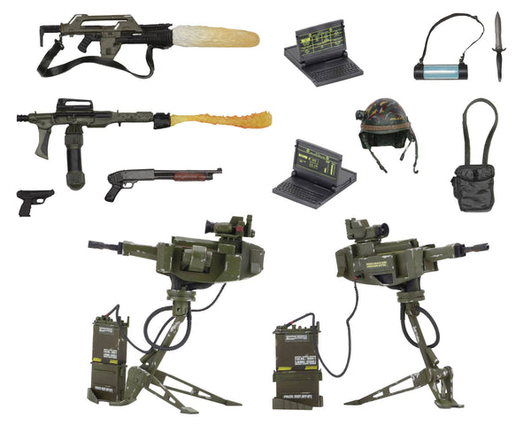 ALIENS USCM ARSENAL WEAPONS ACCESSORY PACK (C: 1-1-0)