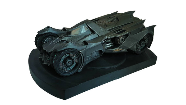 BATMAN ARKHAM KNIGHT BATMOBILE STAT BOOKEND (C: 1-1-2)