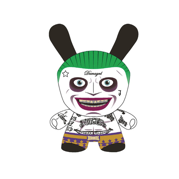 DUNNY DC COMICS SUICIDE SQUAD JOKER 5IN VINYL FIG (C: 0-1-2)