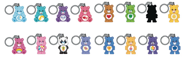 CARE BEARS KEYCHAIN 24PC BMB DS (C: 1-1-0)