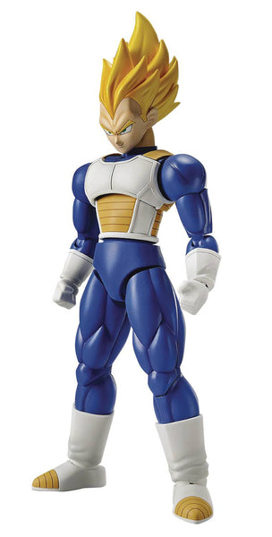 DBZ SUPER SAIYAN VEGETA FIGURE-RISE MDL KIT (C: 1-1-2)