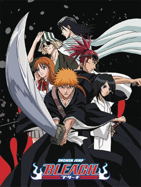 BLEACH GROUP SUBLIMATION THROW BLANKET (C: 1-0-2)