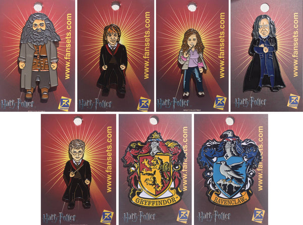HARRY POTTER 49PC ENAMEL PIN ASST SERIES 1 (C: 1-1-1)