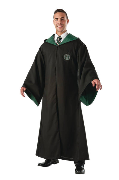 HP SLYTHERIN DELUXE REPLICA ADULT ROBE (C: 1-0-2)