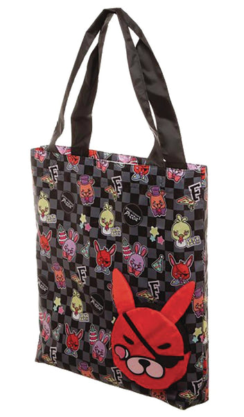 FIVE NIGHTS AT FREDDYS PACKABLE TOTE (C: 1-1-2)