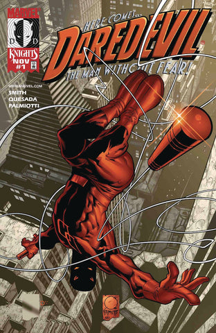 TRUE BELIEVERS DAREDEVIL BY SMITH & QUESADA #1