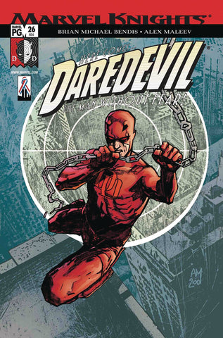 TRUE BELIEVERS DAREDEVIL BY BENDIS & MALEEV #1