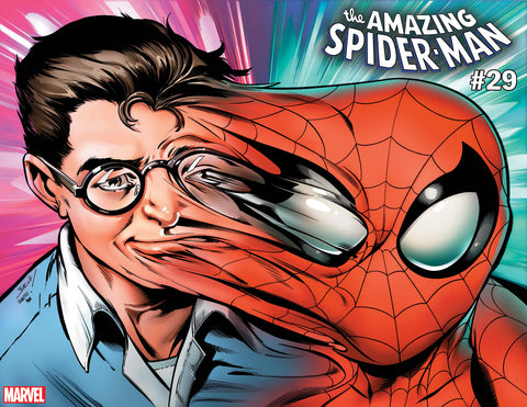 AMAZING SPIDER-MAN #29 BAGLEY IMMORTAL WRPAD VAR