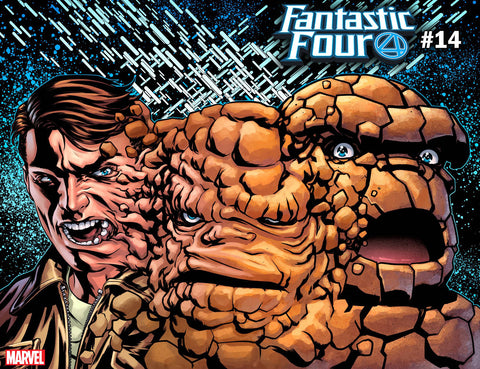 FANTASTIC FOUR #14 MCKONE IMMORTAL WRAPAROUND VAR
