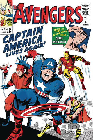 TRUE BELIEVERS KIRBY 100TH CAPTAIN AMERICA LIVES AGAIN #1