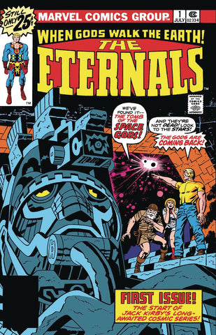 TRUE BELIEVERS KIRBY 100TH ETERNALS #1