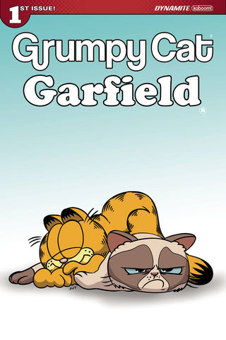 GRUMPY CAT GARFIELD #1 (OF 3) CVR B UY
