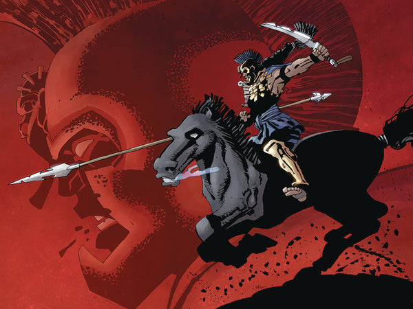 XERXES FALL OF HOUSE OF DARIUS #5 (OF 5) (MR)
