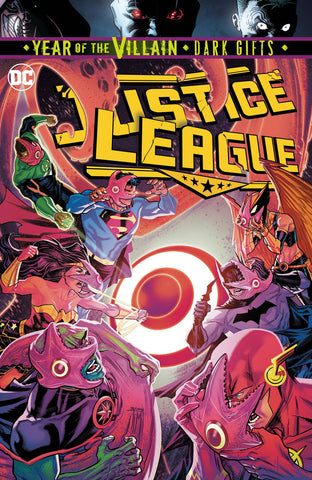 JUSTICE LEAGUE #29 YOTV DARK GIFTS