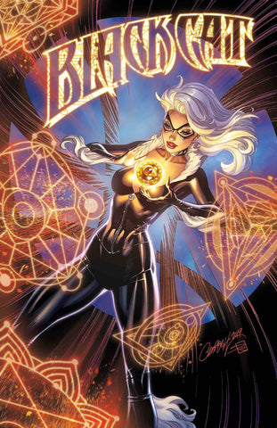 BLACK CAT #3 J SCOTT CAMPBELL