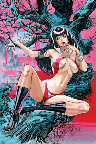 VAMPIRELLA #2 MARCH VIRGIN INCV