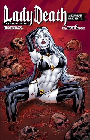 LADY DEATH APOCALYPSE #2 SULTRY CVR