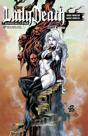 LADY DEATH APOCALYPSE #2