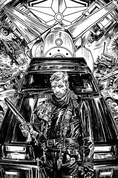 MAD MAX FURY ROAD MAX #1 (OF 2) 2ND PTG