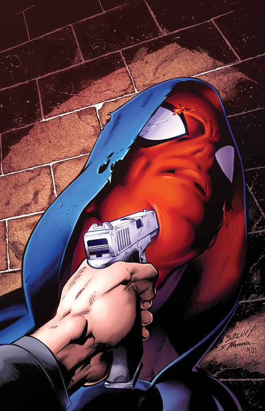BEN REILLY SCARLET SPIDER #2
