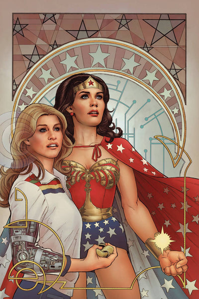 WONDER WOMAN 77 BIONIC WOMAN #6 (OF 6) CVR D 25 COPY INCV