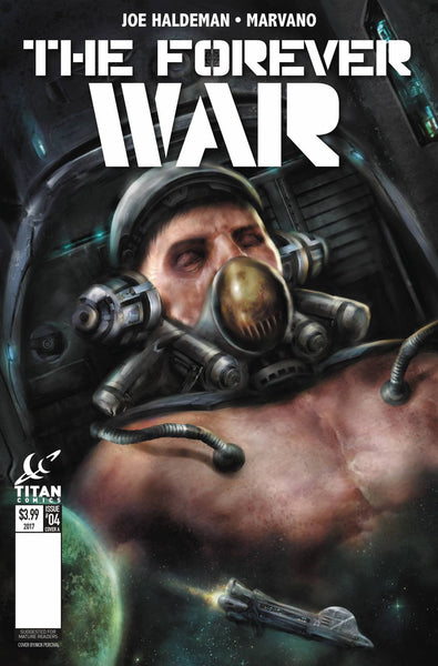 FOREVER WAR #4 (OF 6) CVR B PERCIVAL