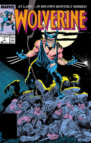 TRUE BELIEVERS WOLVERINE SWORD QUEST #1