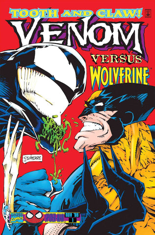 TRUE BELIEVERS WOLVERINE VS VENOM #1