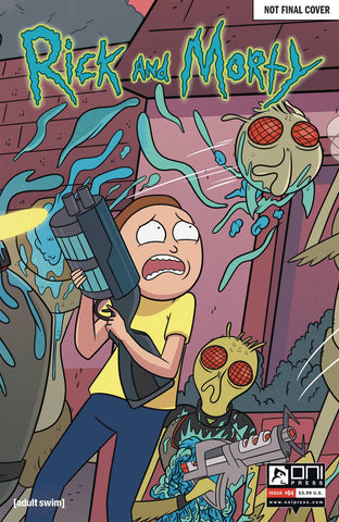 RICK & MORTY #4 50 ISSUES SPECIAL VAR (C: 1-0-0)